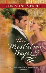 Cover of: The mistletoe wager