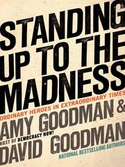 Cover of: Standing up to the madness