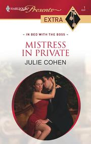 Cover of: Mistress In Private