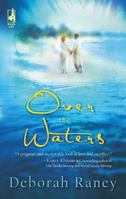 Cover of: Over the Waters (Steeple Hill Women's Fiction #26)