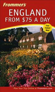 Cover of: Frommer's England from $75 a day