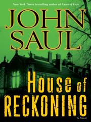 Cover of: House of reckoning: a novel