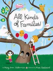 Cover of: All kinds of families
