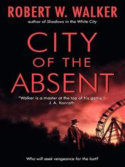 Cover of: City of the Absent (Inspector Alastair Ransom Mysteries)