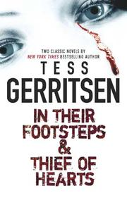 Cover of: In Their Footsteps & Thief Of Hearts
