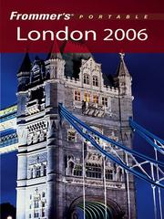 Cover of: London 2006
