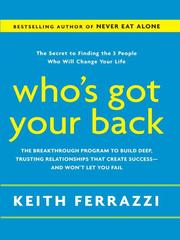 Cover of: Who's got your back