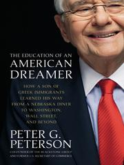 Cover of: The education of an American dreamer