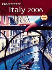 Cover of: Italy 2006