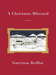 Cover of: A Christmas blizzard
