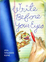 Cover of: Write Before Your Eyes