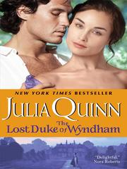 Cover of: The Lost Duke of Wyndham