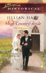 Cover of: High country bride