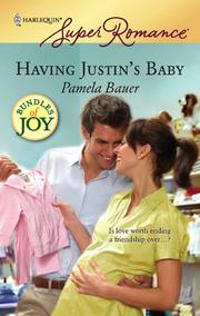 Cover of: Having Justin's Baby