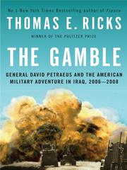 Cover of: The gamble