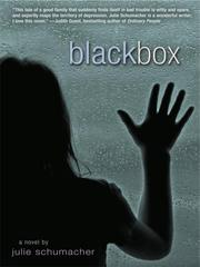 Cover of: Black box
