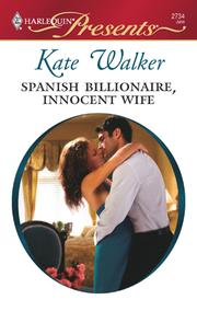 Cover of: Spanish Billionaire, Innocent Wife