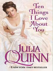 Cover of: Ten Things I Love About You