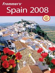 Cover of: Spain 2008
