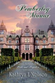 Cover of: Pemberley Manor: Jane Austen's Pride and prejudice continued--