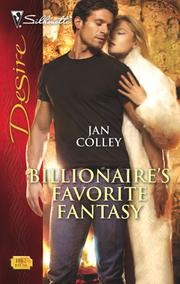 Cover of: Billionaire's favorite fantasy