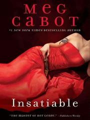 Cover of: Insatiable (Insatiable #1)
