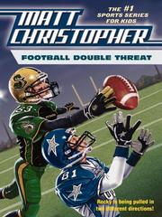 Cover of: Football double threat