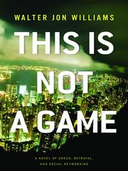 Cover of: This Is Not a Game