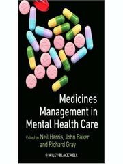 Cover of: Medication Management in Mental Health
