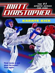 Cover of: Karate kick