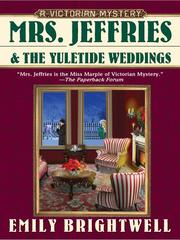 Cover of: Mrs. Jeffries and the yuletide wedding