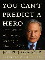 Cover of: You can't predict a hero