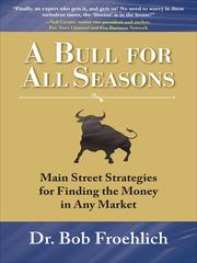 Cover of: A bull for all seasons