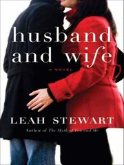 Cover of: Husband and wife