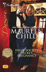 Cover of: High-society secret pregnancy