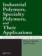 Cover of: Industrial and specialty polymers and their applications