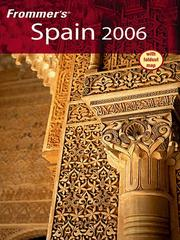 Cover of: Spain 2006