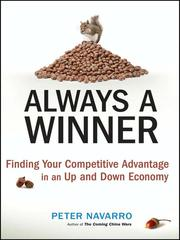 Cover of: Always a winner!: finding your competitive advantage in an up and down economy