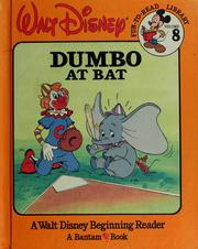 Cover of: Dumbo at bat