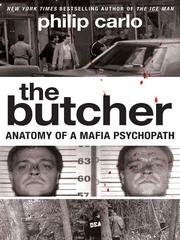 Cover of: The butcher: Anatomy of a Mafia Psychopath