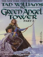 Cover of: To Green Angel Tower, Volume 2