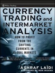 Cover of: Currency trading and intermarket analysis