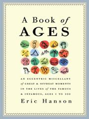 Cover of: A book of ages