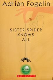 Cover of: Sister spider knows all