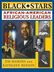 Cover of: African American religious leaders