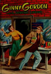 Cover of: Ginny Gordon and the lending library: #4