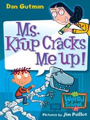 Cover of: Ms. Krup cracks me up!