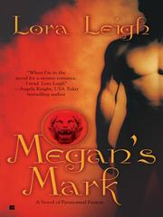 Cover of: Megan's Mark
