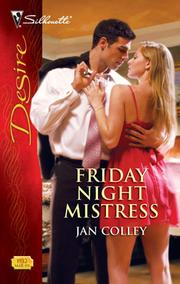 Cover of: Friday night mistress