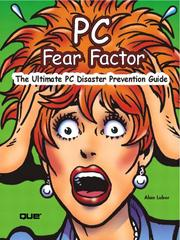 Cover of: PC fear factor